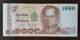 Thailand Banknote 1000 Baht Series 15 P#115 Type2 SIGN#82 UNC - Thailand