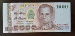 Thailand Banknote 1000 Baht Series 15 P#115 Type2 SIGN#84 UNC - Thailand
