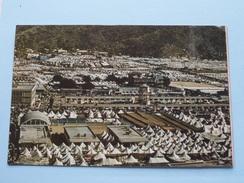 Aerial View Of Pelgrims Tents At MINA () Anno 1979 ( Zie Foto Details ) !! - Arabie Saoudite