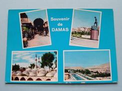 Souvenir De DAMAS - Anno 1963 ( Zie Foto Details ) !! - Syrie