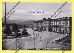 CPSM CUNEO Nuova Stazione Ferroviara Nel 1957 ( Peu Commune ) - Cuneo