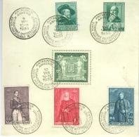 Bloc  2 Obl 12-08-1930 + Autres - Blocks & Sheetlets 1924-1960