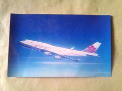 China Postcard China Airlines - Chine