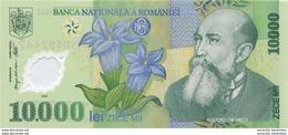 ROMANIA 10000 LEI 2000 (2001) P-112 UNC PREFIX 01 [RO112] - Romania
