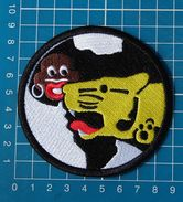Jagdgeschwader 27 (JG 27)  German Air Force Wing Patch Sew On Embroidery - Patches