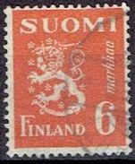 FINLAND  #   FROM 1945-48  STAMPWORLD 314 - Finnland