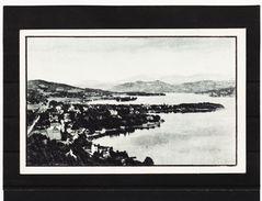 ZAK750  POSTKARTE JAHR 1924 PÖRTSCHACH  Am WÖRTHERSEE  UNGEBRAUCHT  SIEHE ABBILDUNG - Pörtschach