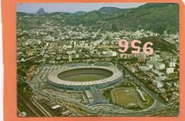 * * RIO DE JANEIRO * * Panorama Sur Le Stade MARACANA - Rio De Janeiro