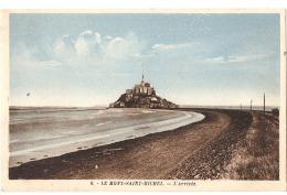 ----- 50 ---- LE MONT SAINT MICHEL L'arrivée  - TTB Neuve - Le Mont Saint Michel
