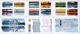 Année Internationale Du Tourisme Durable Pour Le Développement. Autoadhésifs. - Francia