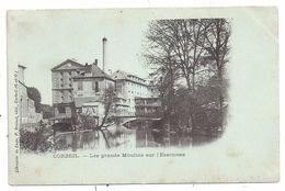 CPA Corbeil Essonnes Essonne 91 Les Grands Moulins édition De Luxe P Brilvet Dos Non Divisé - Corbeil Essonnes