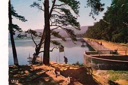 La Digue Du Bassin - Saint Ferreol