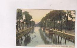 CPA DPT 59 ROUBAIX, LE NOUVEAU CANAL En 1919! - Roubaix