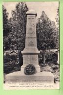 VIF - Le GENEVREY De Vif - Monument Aux Morts De La Guerre Avec Noms Apparents - Ed. Coing - 2 Scans - Vif