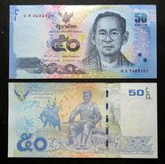 Thailand Banknote 50 Baht Series 16 P#120 SIGN#83 UNC - Thailand
