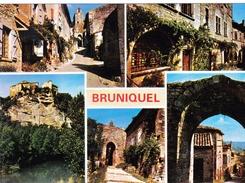 BRUNIQUEL Rue De L'Horloge - Autres Communes