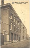 Eecloo NA4: St-Vincentius College. De Voorgevel 1e Deel 1933 - Eeklo