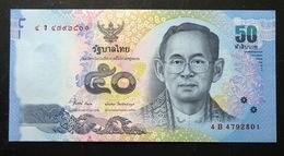 Thailand Banknote 50 Baht Series 16 P#120 SIGN#84 UNC - Thailand