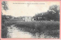 Haute Goulaine - La Bonaudière L'Arrivée - Haute-Goulaine