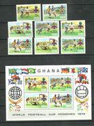 IVERT 503/06 ** BF 55 ** GHANA - Copa Mundial