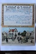 Télégramme Belgique Izegem 1939 TELEGRAM Lyney - Stamped Stationery
