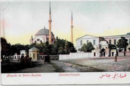 CPA Turquie Turkey Constantinople Non Circulé - Turkey