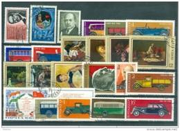 USSR - RUSSIA - Selectie Nr 26 - Obl./gest. - Russie & URSS