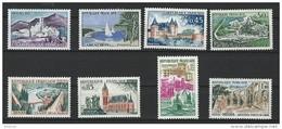 """FR YT 1311 à 1318 """" Série Touristique """" 1961 Neuf** - France"""