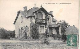 """¤¤  -  77   -  MAUVES   -  La Villa """" EDOUARD """"   -  Chateau    -  ¤¤ - Mauves-sur-Loire"""