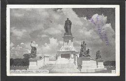 INDIA CALCUTTA CURZON MEMORIAL 1961 - India
