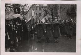 Photo Originale THANN Funérailles 1945 Militaria - Guerre, Militaire