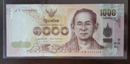 Thailand Banknote 1000 Baht Series 16 P#127 SIGN#85 UNC - Thailand