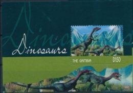 Gambie 2008 Prehistory Prehistoire Dinosaures Dinosaurs - Prehistory
