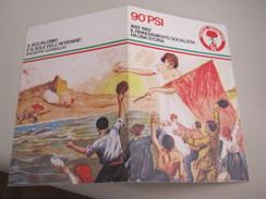 TESSERA PARTITO SOCIALISTA ITALIANO 1982 - Documentos Históricos