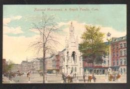 Irlande - Cork - National Monument & Grand Parade - Cork