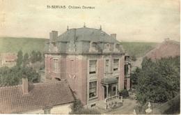 Saint-Servais (Namur) Château Davreux - Namur
