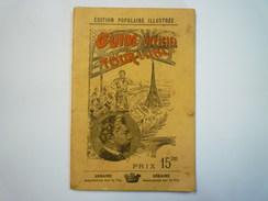 GUIDE OFFICIEL De La  TOUR EIFFEL   1892   XXX - Old Paper