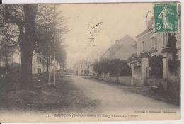 D36 - BADECON - ENTREE DU BOURG - ROUTE D'ARGENTON - Sonstige Gemeinden
