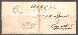 Lettre De 1869 ( Suisse ) - Suisse