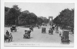 DC 778 - Paris - L'Avenue Des Champs-Elysees. - LL 2 - Arrondissement: 08