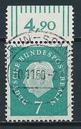 Berlin Nr. 182 Mit Oberrand ~ Michel 30,-- Euro - [5] Berlin