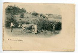 La Fenaison En Périgord (agriculture) - Autres Communes
