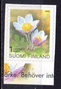 PIA - FINLANDIA - 2000 - Fiore : Anemone Selvaggia - (YV 1511) - Finlandia