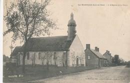 Carte De La Marolle  ( Recto Verso ) Mauvais état - France