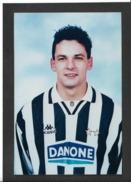 Juventus - Roberto Baggio - Non Viaggiata - Football