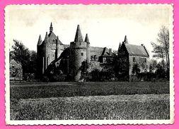LAERNE  --  Château  Féodale  De  Laerne,  Xi-Xii-xV Et XVIIe Siècle - Nevele