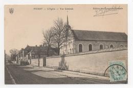 51 MARNE - PIERRY L'Eglise, Vue Générale - Francia