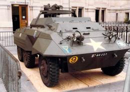 PHOTO MILITARIA (1980's) TANK US  - Réunion Véhicules Militaires - Meeting Military Vehicule  (17.7 X 12.6 Cm) - War, Military