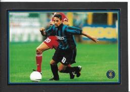 Inter - Roberto Baggio - Non Viaggiata - Soccer