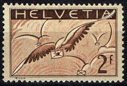 BF Y/T PA N° 15b - Zumstein N° 13 - Neuf Avec Charnière - New With Hinge - * . Papier Normal - Nicht Geriffelt. - Poste Aérienne